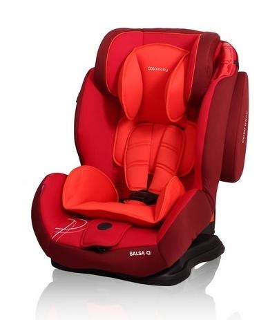 COTO BABY - Autosedačka 9-36kg SALSA SUPRA Q 02