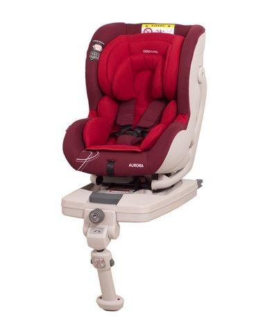 COTO BABY - Autosedačka AURORA - 0-18 kg červená