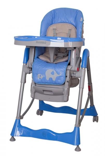COTO BABY - Jedálenský stoliček Mambo Blue