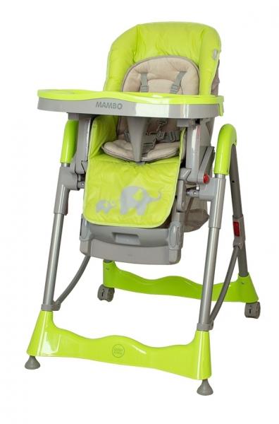 COTO BABY - Jedálenský stoliček Mambo Green