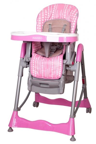 COTO BABY - Jedálenský stoliček Mambo Pink
