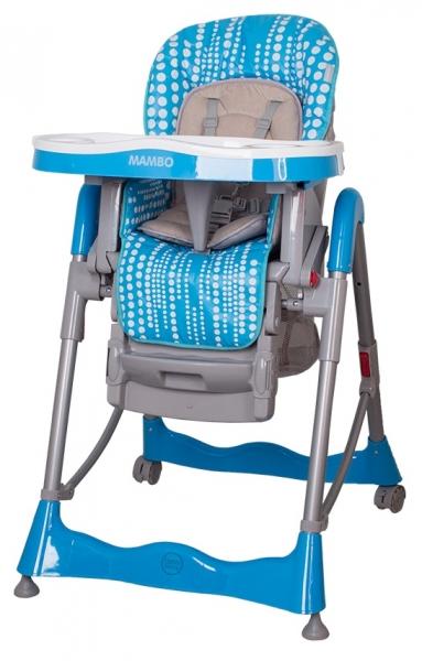 COTO BABY - Jedálenský stolíček Mambo Turquoise
