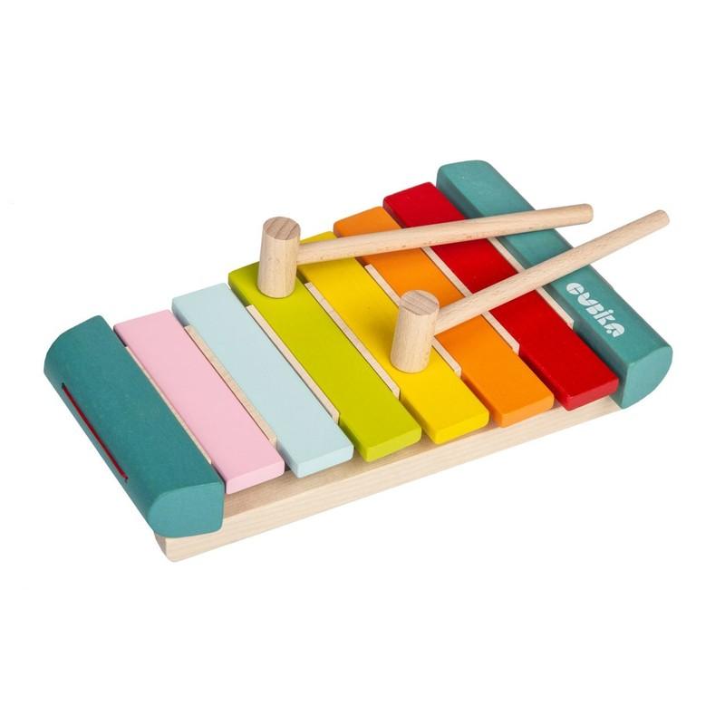 CUBIKA - 14033 Xylofon LKS-2 hudební nástroj