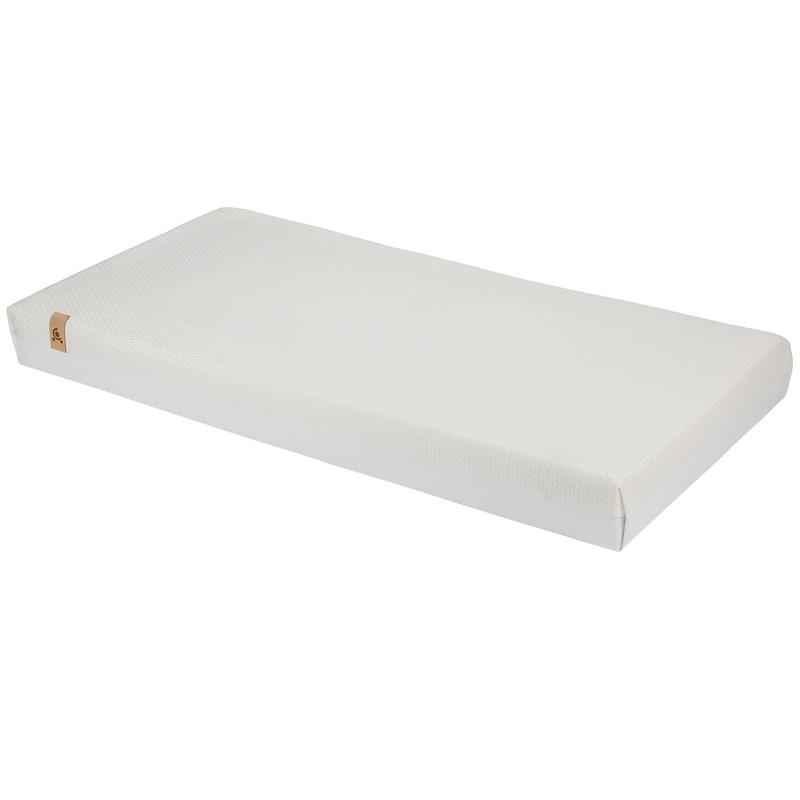 CUDDLECO - Pružinová matrace Harmony 120 x 60 cm, Cream
