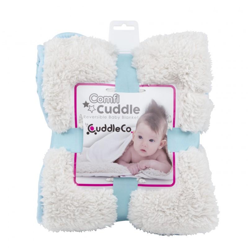 CUDDLEME - CUDDLECO Super mäkká obojstranná detská deka, Dreamer
