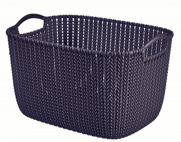 CURVER - Kôš na čisté prádlo L purple
