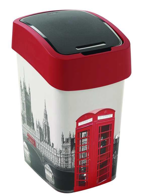 CURVER - Odpadkový kôš Flipbin 25l LONDON
