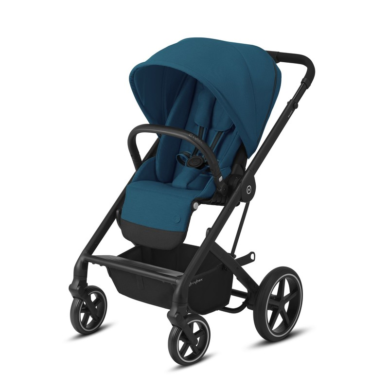 CYBEX - Balios S Lux BLACK River Blue 2020