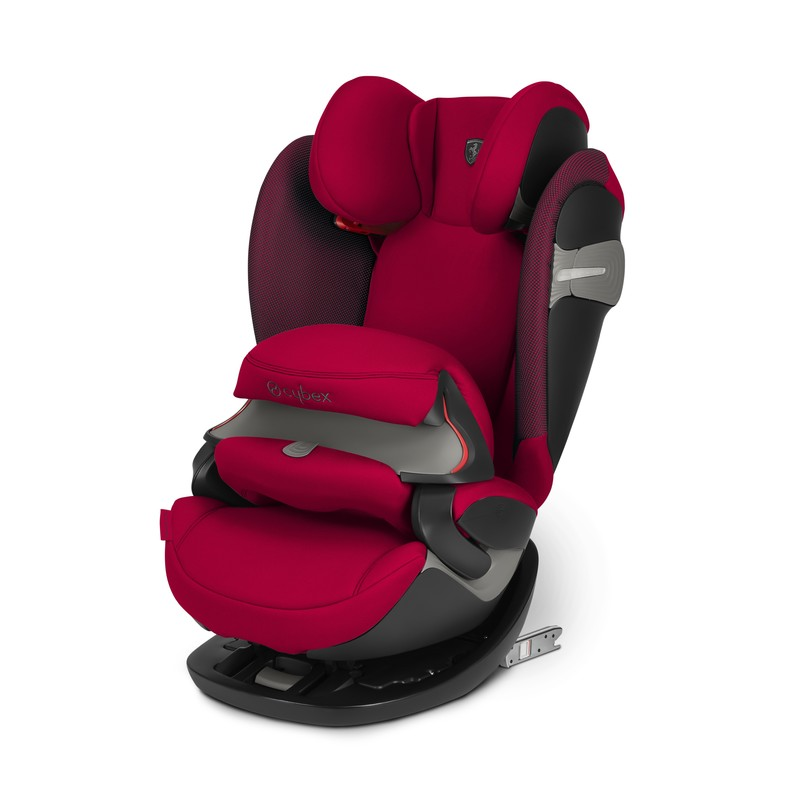 CYBEX - Pallas S-fix FERRARI Racing Red 2020