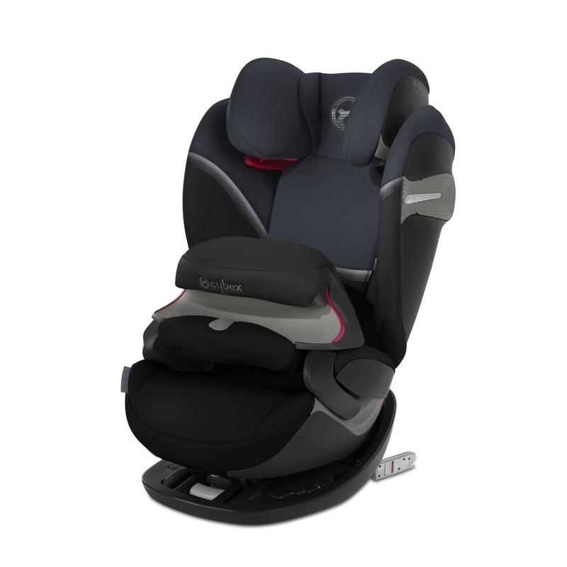 CYBEX - Pallas S-fix Granite Black 2020