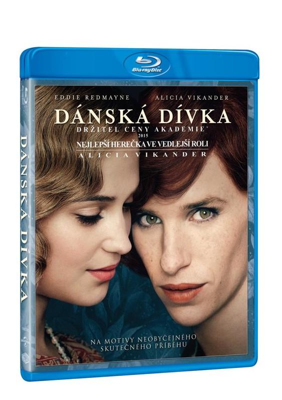 Dánská dívka Blu-ray