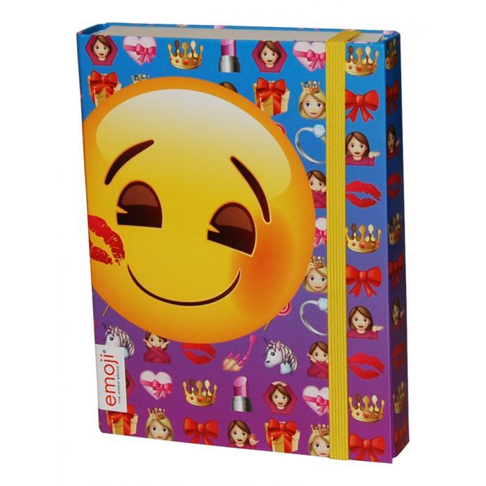 DASAO - Box na zošity A5 Emoji