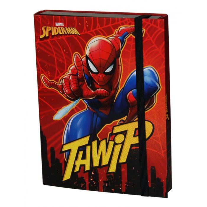 DASAO - Box na zošity A5 Spider-Man