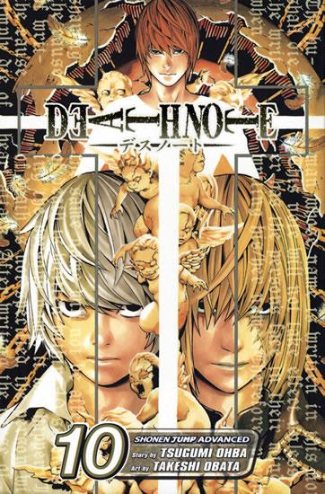 Death Note - Zápisník smrti 10 - Oba Cugumi, Obata Takeši