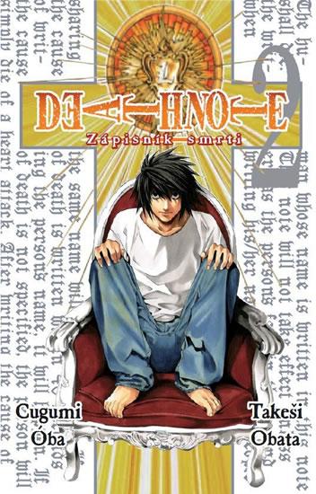 Death Note - Zápisník smrti 2 - Oba Cugumi, Obata Takeši