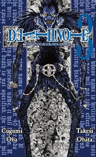 Death Note - Zápisník smrti 3 - Oba Cugumi, Obata Takeši