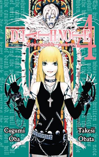 Death Note - Zápisník smrti 4 - Oba Cugumi, Obata Takeši