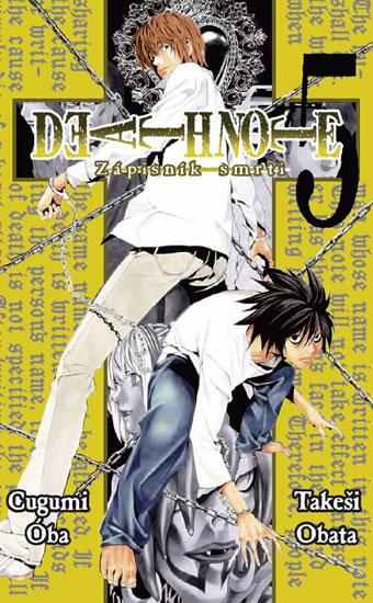 Death Note - Zápisník smrti 5 - Oba Cugumi, Obata Takeši