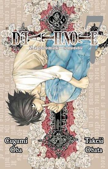 Death Note - Zápisník smrti 7 - Oba Cugumi, Obata Takeši