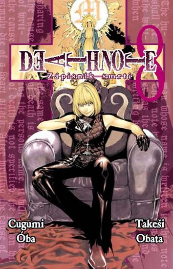 Death Note - Zápisník smrti 8 - Oba Cugumi, Obata Takeši