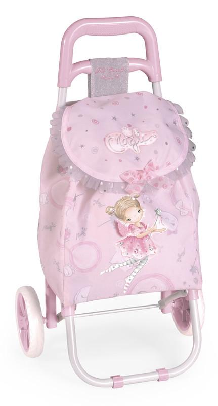 DECUEVAS TOYS - 52034 Skladacia cestovná taška na kolieskach Magic Maria 2020