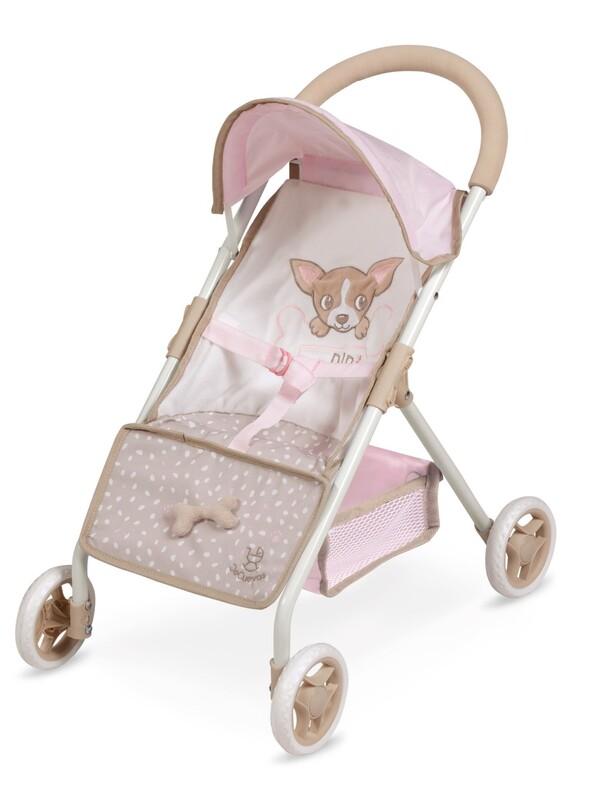 DECUEVAS TOYS - 90543 Športový kočík pre bábiky DIDI 2021