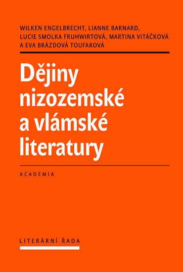Dějiny nizozemské a vlámské literatury - Engelbrech Wilken