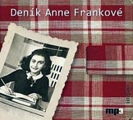 Deník Anne Frankové - CD mp3 - Anna Franková