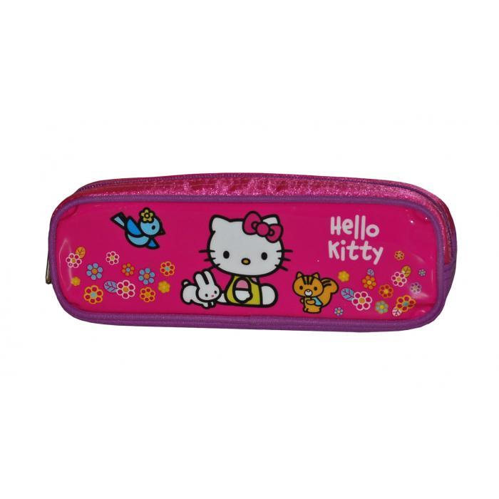 DERFORM - Púzdro Hello Kitty 1 zip