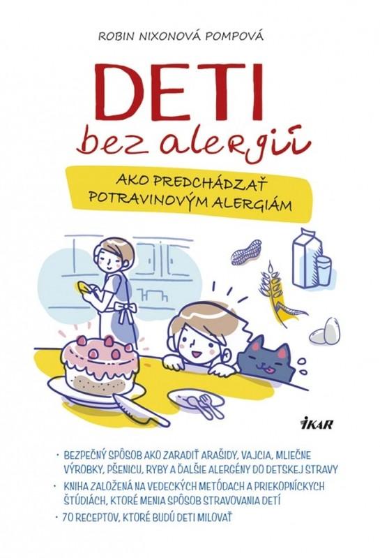 Deti bez alergií - Robin Nixonová Pompová