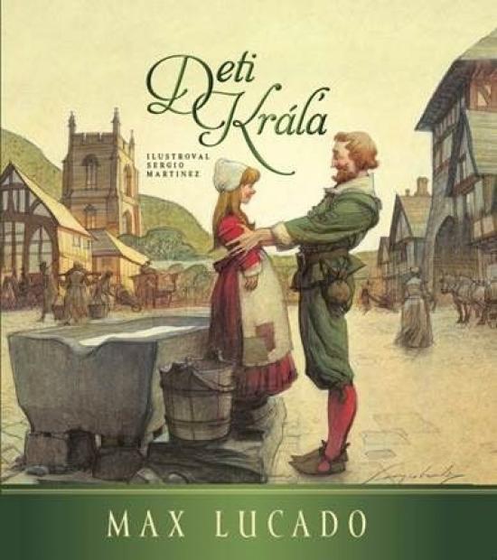 Deti kráľa - Max Lucado