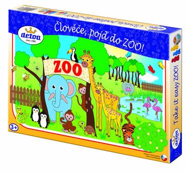 DETOA - Človeče, Poď Do Zoo!
