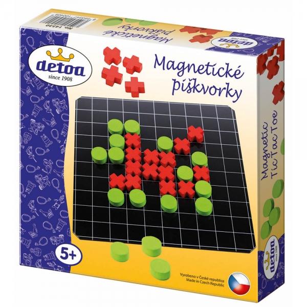 DETOA - Piškvorky magnetické cestovné