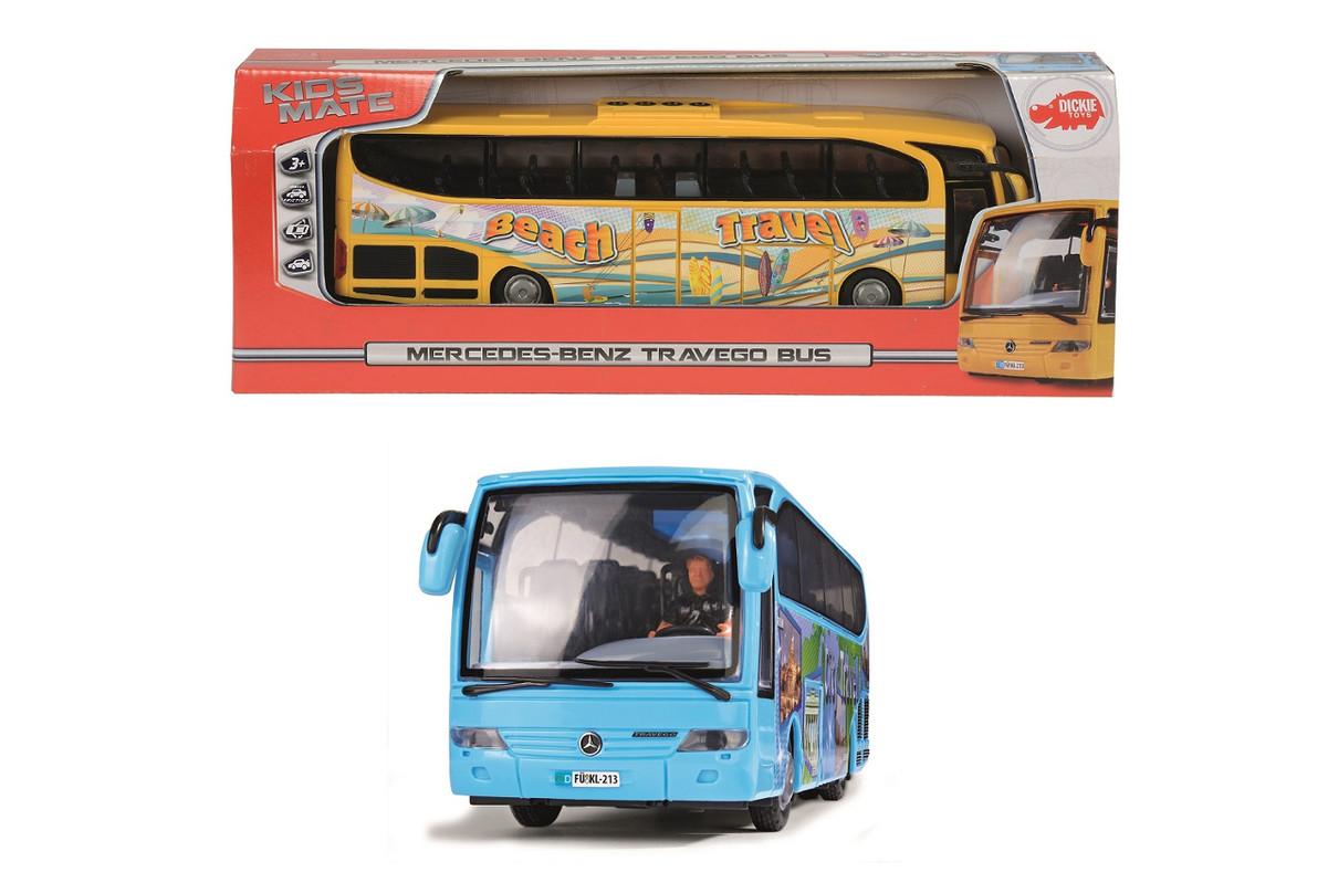 DICKIE - Autobus Touring Bus, 2 druhy