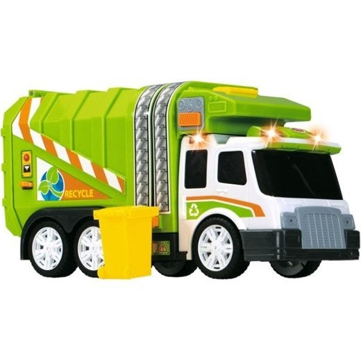 DICKIE TOYS - 3308382 Smetiarske auto 39 cm