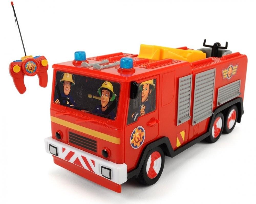 DICKIE TOYS - RC Hasičské auto Požiarnik Sam 3099612