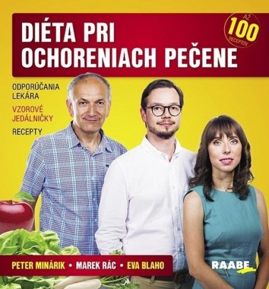 Diéta pri ochoreniach pečene - Kolektív autorov