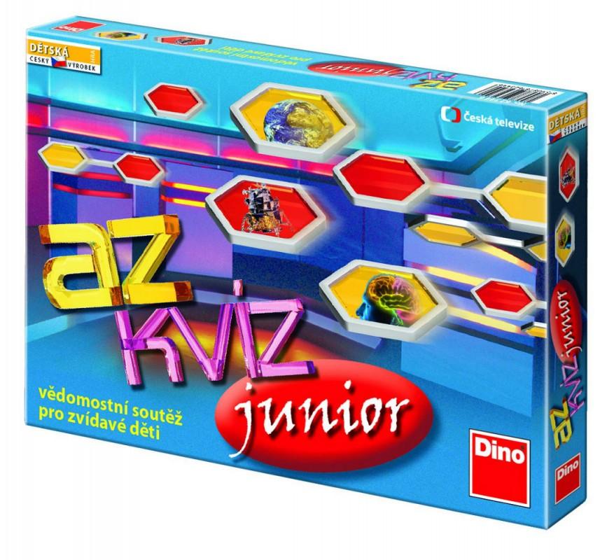 DINO - Az Kvíz Junior Hra