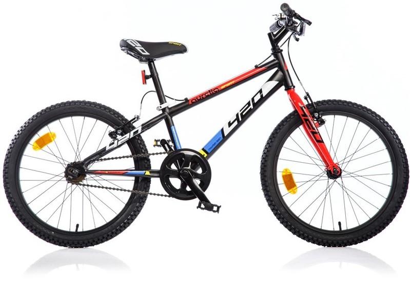 """DINO BIKES - Detský bicykel 20"""" 420U - AURELIA Sport čierny"""