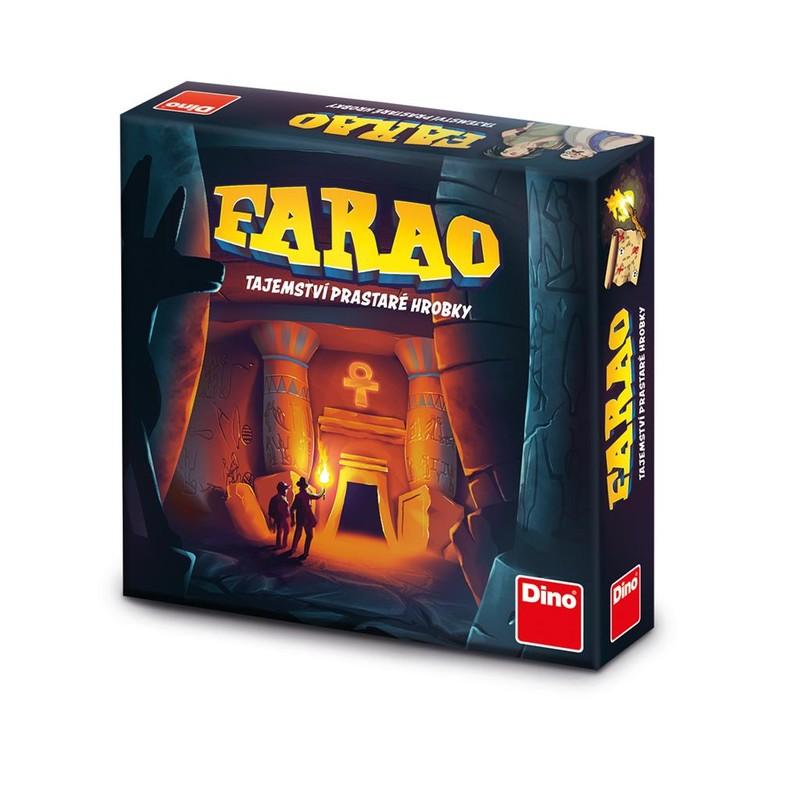 DINO - Faraón-Tajomstvo prMixarej hrobky hra