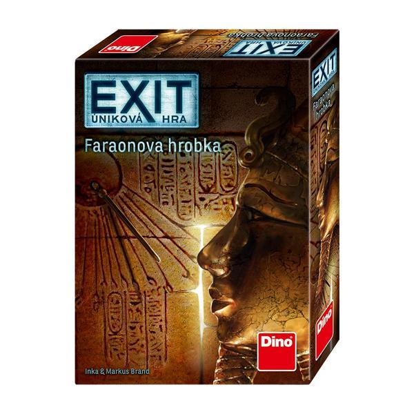 DINO - Faraonova hrobka párty hra