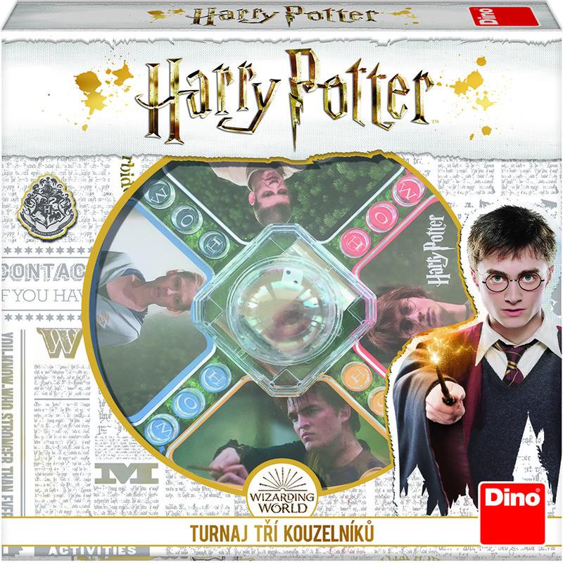 DINO - Harry Potter: Turnaj Troch Kúzelníkov Detská Hra
