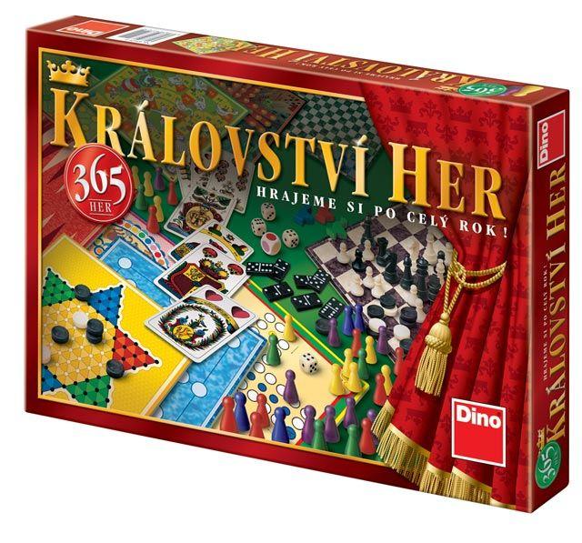 DINO - Kráľovstvo hier