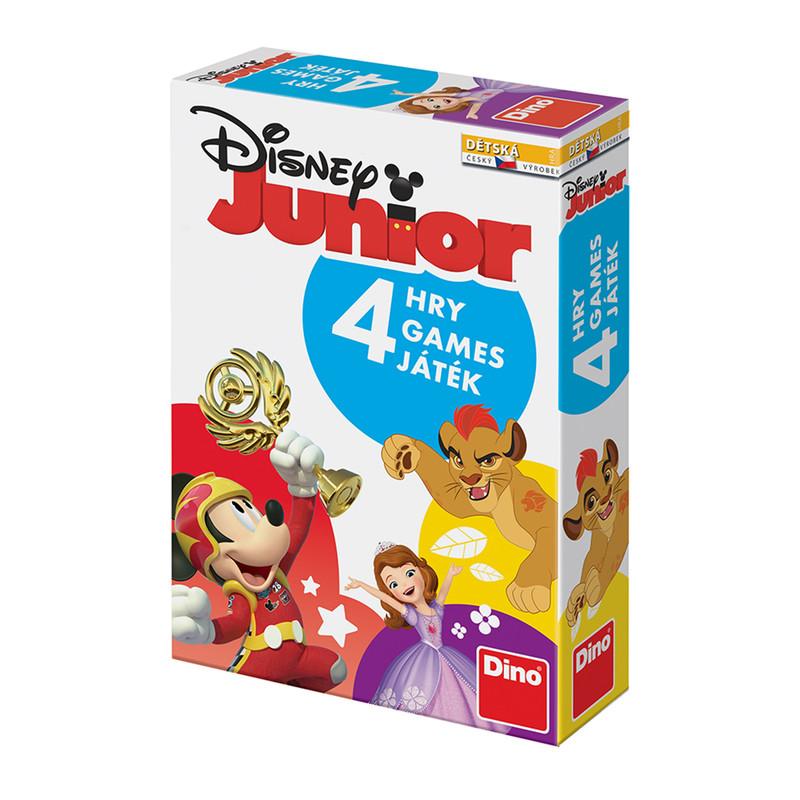 DINO - Súbor Hier Disney Junior Detská Hra