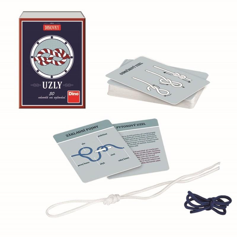 DINO - Uzly Malá Hra