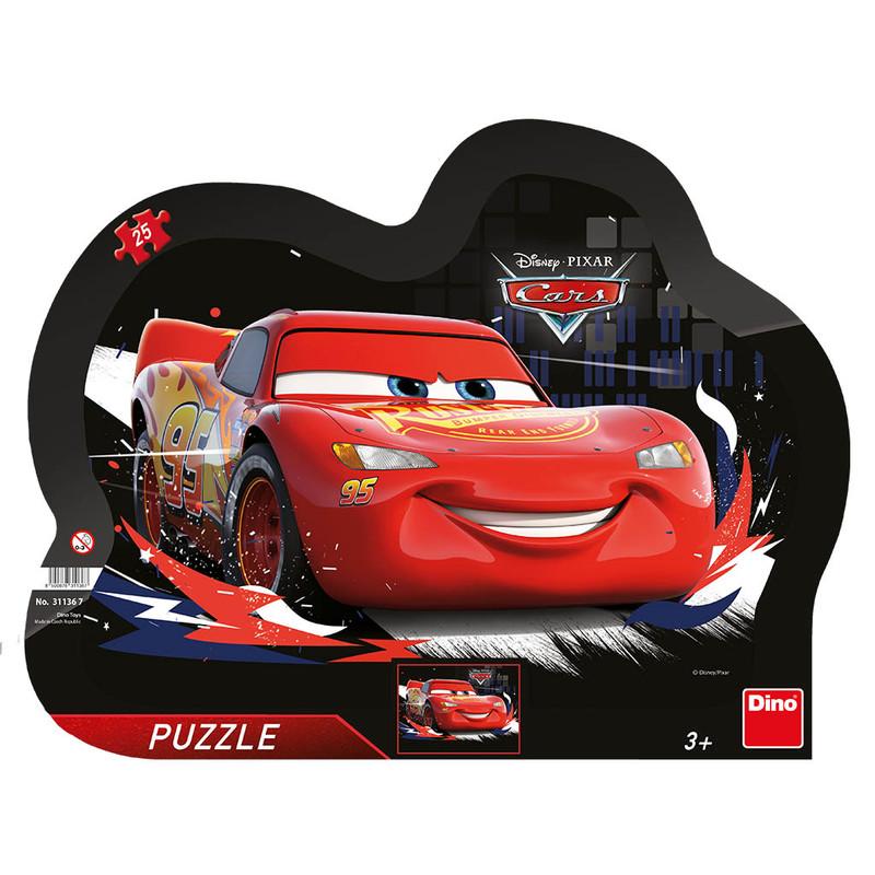 DINO - Walt Disney Cars: Súboj 25D doskové