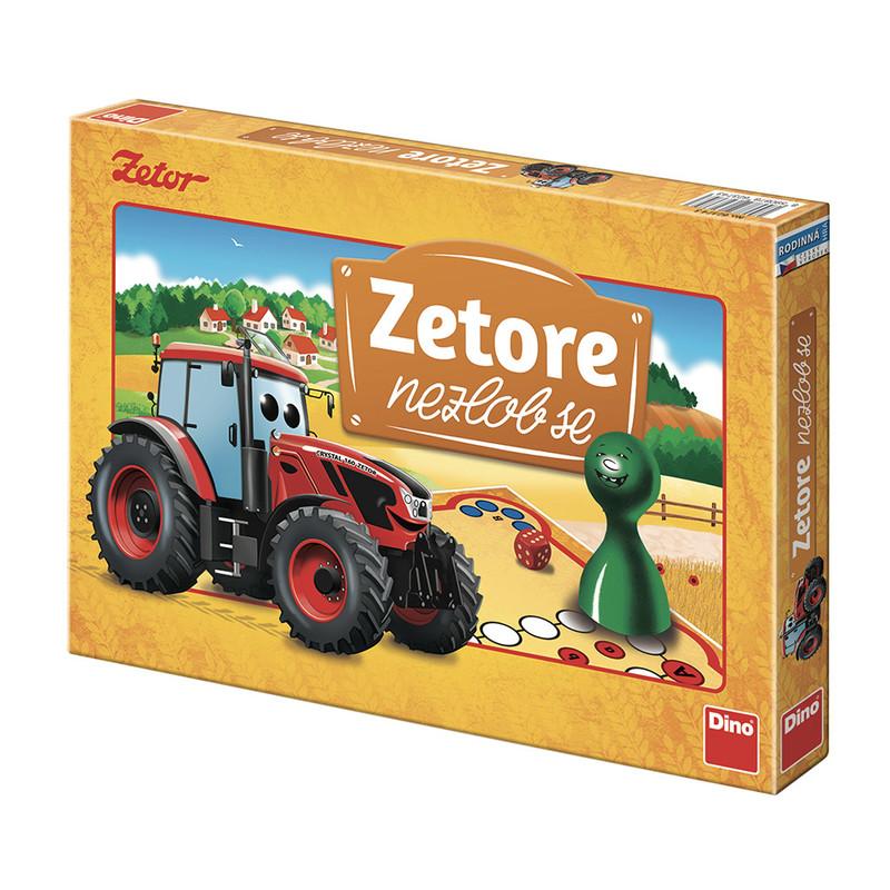 DINO - Zetor nehnevaj sa detská hra