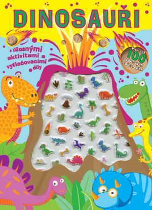 Dinosauři - Úžasné aktivity