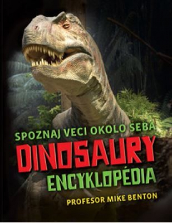 Dinosaury - encyklopédia