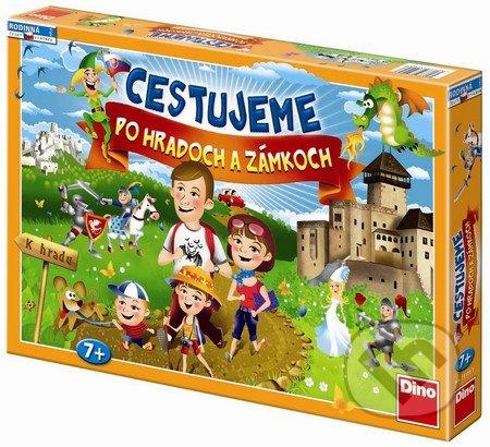 DINOTOYS - Cestujeme po hradoch a zámkoch - slovenských!